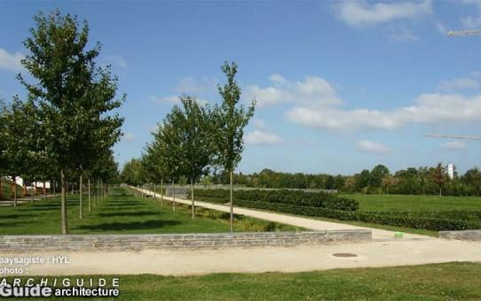 Désintensification Parc de Beauregard – Mail Emmanuel Le ray