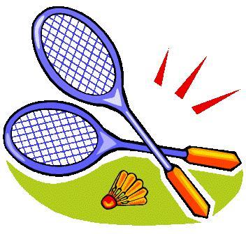 Inscription pour l'activité Badminton, c'est maintenant !