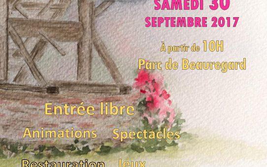 30 sept. 2017 : Fête du quartier de Beauregard à Rennes