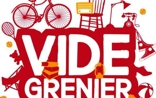 Samedi 21 Septembre 2019 : Vide-Grenier à Beauregard - Rennes